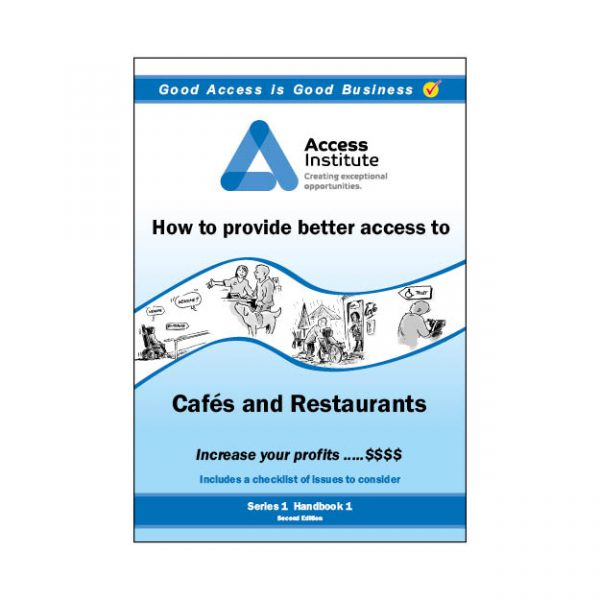 Handbook 1.1 Cover- Cafes & Restaurants