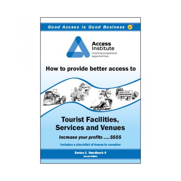 1.4 - How to provide better access to Tourism Facilities, Services & Venues