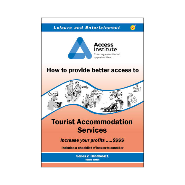 2.1 - How to provide better access to Tourist Accommodation Services