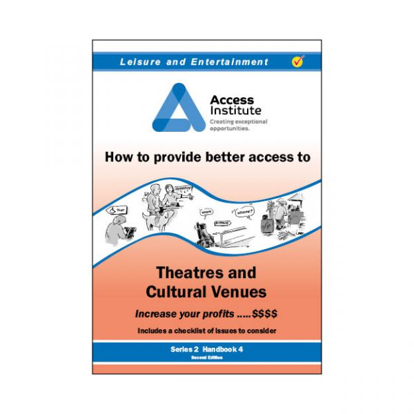 2.4 - How to provide better access to Theatres & Cultural Venues