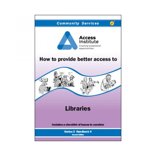 3.4 - How to provide better access to Libraries