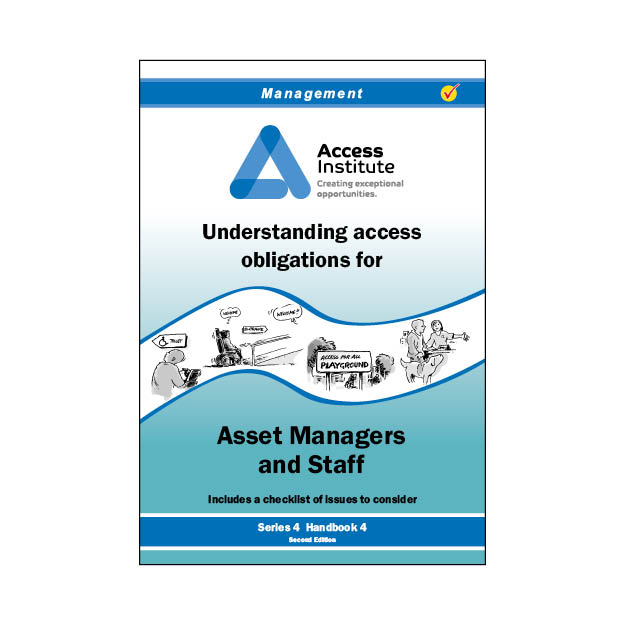 4.4 - Understanding access obligations for Asset Managers & Staff