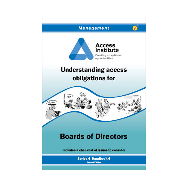 4.6 - Understanding access obligations for Boards of Directors