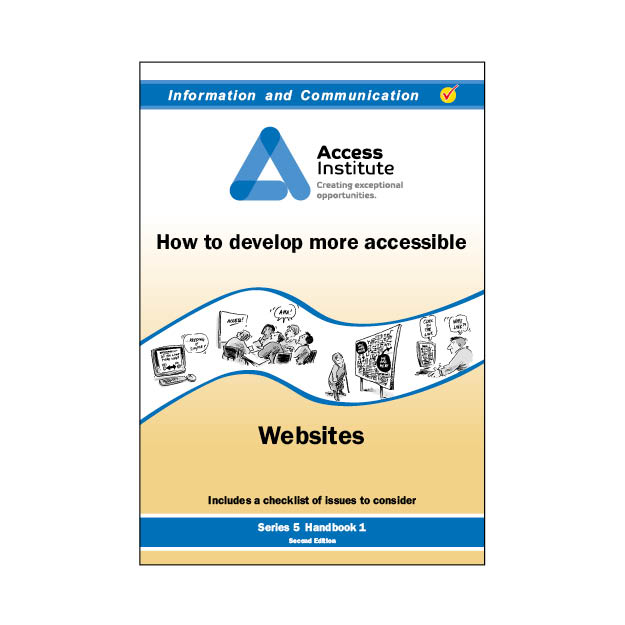 5.1 - How to develop more accessible Websites