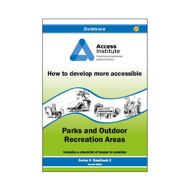 6.2 - How to develop more accessible Parks & Outdoor Recreation Ares