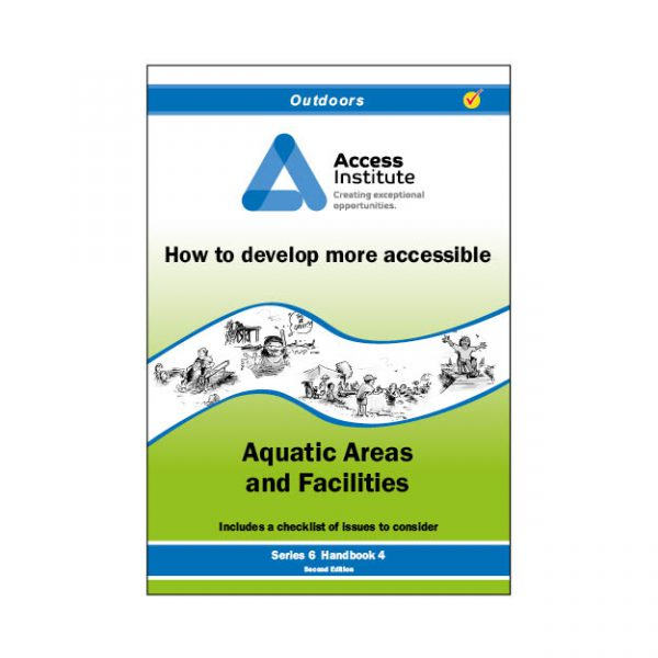 6.4 - How to develop more accessible Aquatic Areas & Facilities