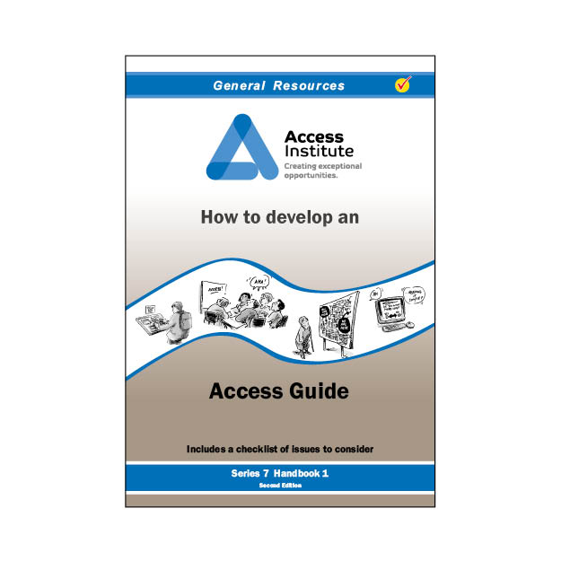 7.1 - How to develop an Access Guide