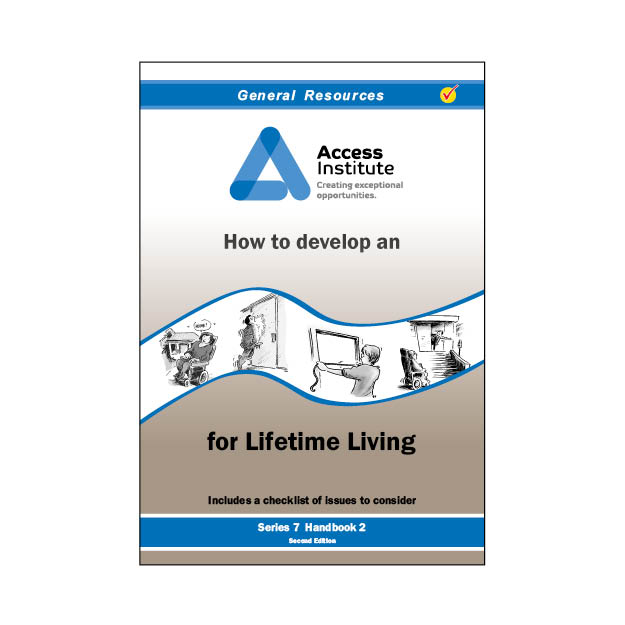 7.2 - How to develop for Lifetime Living